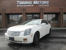 Used 2007 Cadillac CTS LEATHER | SUNROOF | POWER SEATS | for sale in Mississauga, ON