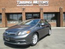 Used 2012 Honda Civic EX-L | NAVIGATION | LEATHER | SUNROOF | for sale in Mississauga, ON