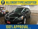 Used 2013 Nissan Altima SL*LEATHER*FRONT HEATED SEATS*POWER SUNROOF*BACK UP CAMERA*PHONE CONNECT*BOSE*ALLOYS*FOG LIGHTS* for sale in Cambridge, ON