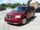Used 2016 Dodge Grand Caravan SXT for sale in Gravenhurst, ON