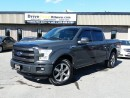 Used 2016 Ford F-150 FX4 LARIAT CREW CAB 4X4 **LOADED** for sale in Gloucester, ON
