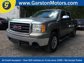 Used 2008 GMC Sierra 1500 CREW CAB*4WD*SIDE STEPS*ALLOYS*****AS IS CONDITION AND APPEARANCE**** for sale in Cambridge, ON