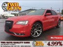Used 2015 Chrysler 300 S LEATHER NAVIGATION MOON ROOF for sale in St Catharines, ON