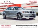 Used 2011 BMW 1 Series 128i | LEATHER | BLUETOOTH - FORMULA HONDA for sale in Scarborough, ON