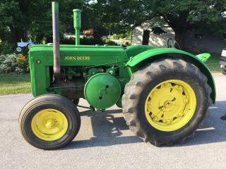Used 1948 John Deere 4300 Model D for sale in Owen Sound, ON