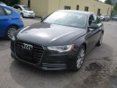 Used 2015 Audi A6 2.0T Progressiv for sale in Scarborough, ON