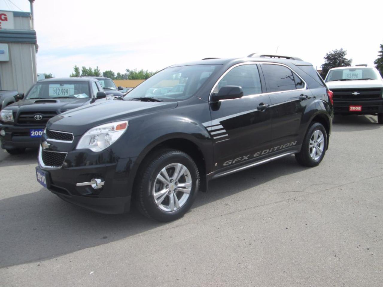 Photo of Black 2010 Chevrolet Equinox
