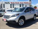 Used 2013 Honda CR-V LX for sale in Mississauga, ON