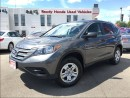 Used 2013 Honda CR-V LX AWD - Rear Camera -  Heated seats for sale in Mississauga, ON