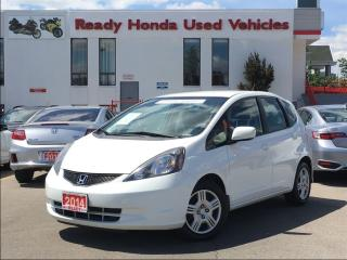 Used 2014 Honda Fit LX    | 1.99% Financing for sale in Mississauga, ON