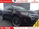 Used 2011 Ford Edge SEL BIG RIMS| LEATHER | PANO ROOF | NAVI| BACK CAM for sale in Georgetown, ON