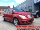 Used 2011 Mercedes-Benz B-Class B200,CLEAN,PANORAMIC SUNROOF-TORONTO for sale in North York, ON