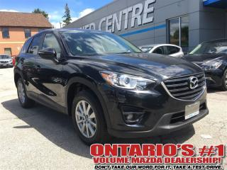 Used 2016 Mazda CX-5 GS AWD,LEATHER, SUNROOF,REVERSE CAM-TORONTO for sale in North York, ON