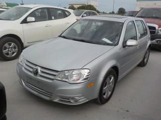 Used 2008 Volkswagen CITY GOLF(CANADA) for sale in Innisfil, ON