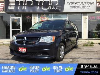 Used 2013 Dodge Grand Caravan SE ** Bluetooth, Low Kms, Stow and Go ** for sale in Bowmanville, ON