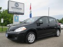 Used 2012 Nissan Versa HATCHBACK for sale in Cambridge, ON
