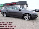 Used 2012 Acura TL Tech-PKG 6 Speed Navigation Certified for sale in Milton, ON