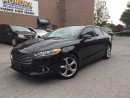 Used 2014 Ford Fusion SE - AWD - NAVIGATION - SUNROOF - BACK UP CAM for sale in Aurora, ON