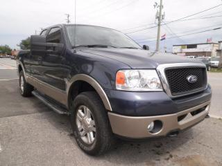 Used 2006 Ford F-150 Lariat for sale in Brampton, ON