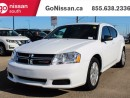 Used 2013 Dodge Avenger AUTO, AIR, LOW KMS! for sale in Edmonton, AB