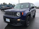 Used 2016 Jeep Renegade Sport - 4x4 - Demo for sale in Norwood, ON