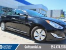Used 2015 Hyundai Sonata Hybrid Blue Drive Hybrid Low Kms for sale in Edmonton, AB