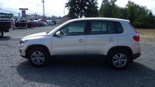 Used 2012 Volkswagen Tiguan COMFORTLINE for sale in Parksville, BC