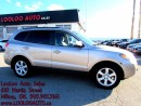 Used 2007 Hyundai Santa Fe GL 3.3L 7 PASSENGER AUTO for sale in Milton, ON