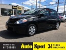 Used 2010 Nissan Versa SL/MOONROOF/LOW, LOW KMS! for sale in Kitchener, ON