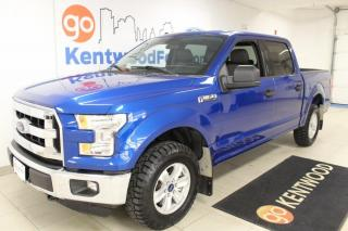 Used 2017 Ford F-150 3 MONTH DEFERRAL! *oac | XLT | 4x4 | Super Crew for sale in Edmonton, AB