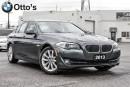 Used 2013 BMW 528 i xDrive for sale in Ottawa, ON