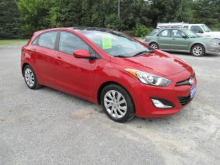 Used 2015 Hyundai Elantra GT GT PANORAMIC ROOF for sale in Beaverton, ON