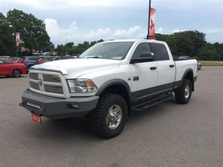 Used 2012 Dodge Ram 2500 SLT OUTDOORSMAN! NAVIGATION! for sale in Aylmer, ON