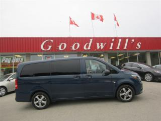Used 2016 Mercedes-Benz Metris Passenger Van PASSENGER! CLEAN CARPROOF! for sale in Aylmer, ON