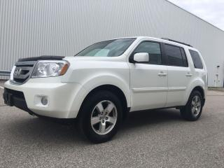 Used 2011 Honda Pilot EX for sale in Mississauga, ON