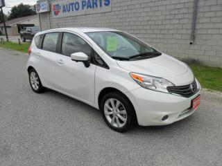 Used 2015 Nissan Versa Note SL  NAVAGATION for sale in Beaverton, ON