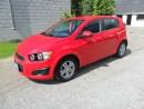 Used 2015 Chevrolet Sonic LT for sale in Beaverton, ON