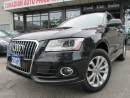 Used 2013 Audi Q5 2.0T Premium Plus (Tiptronic)-TECK-PKG-NAV-QUATTRO for sale in Scarborough, ON