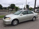 Used 2002 Toyota Camry LE for sale in Scarborough, ON