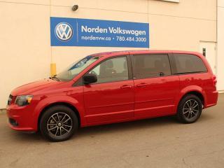 Used 2014 Dodge Grand Caravan SE/SXT for sale in Edmonton, AB