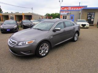 Used 2012 Ford Taurus Limited LTHR ROOF NAV AWD for sale in Brampton, ON