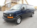 Used 2008 Chevrolet Express 1500 LS 8Passenger Loaded 5.3L V8 ONLY 78,000KMs for sale in Etobicoke, ON