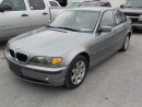 Used 2005 BMW 320I   (CANADA) for sale in Innisfil, ON