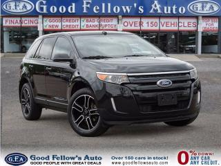 Used 2014 Ford Edge SEL MODEL, PANROOF, NAVI, CAMERA, 6CYL, 3.5L for sale in North York, ON