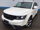 Used 2016 Dodge Journey Crossroad AWD *NAVIGATION* for sale in Kitchener, ON