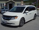 Used 2014 Honda Odyssey Touring for sale in Corner Brook, NL