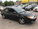 Used 2005 Saturn Ion AUTO/LOADED/SPOILER/ALLOYS for sale in Scarborough, ON