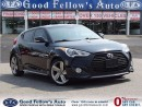 Used 2015 Hyundai Veloster CPE, AUTO, 3DR, LEATHER, PANROOF, NAVI, CAMERA for sale in North York, ON