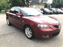 Used 2008 Mazda MAZDA3 GS *Ltd Avail*/NO ACCIDENT/SAFETY/WARRANTY INCLUDE for sale in Cambridge, ON