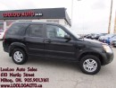 Used 2002 Honda CR-V EX Package 4x4 2.4L Alloys for sale in Milton, ON